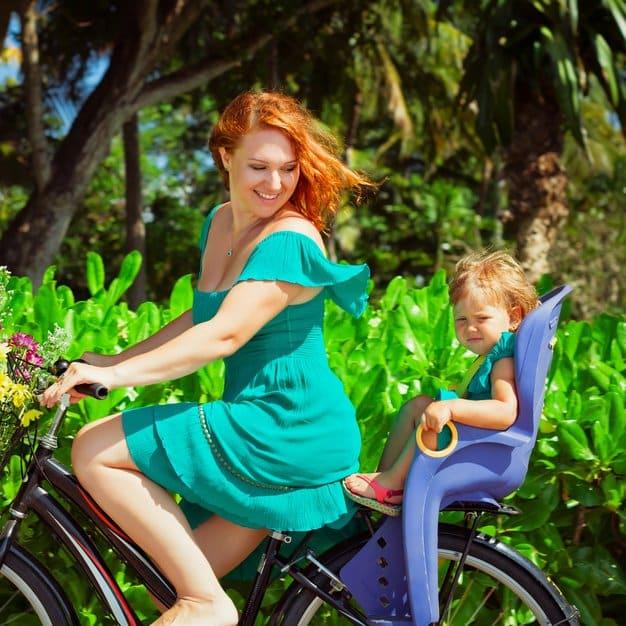 Porte bébé pour vélo – Texte 3