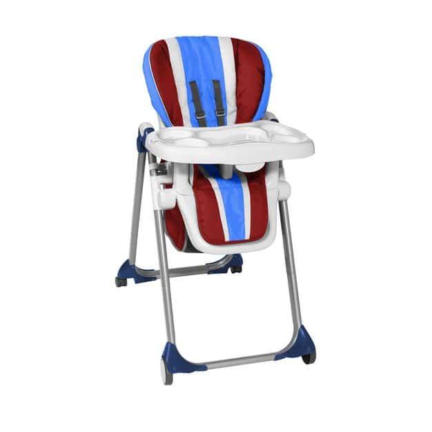 Chaise haute multifonctionnelle pour enfant