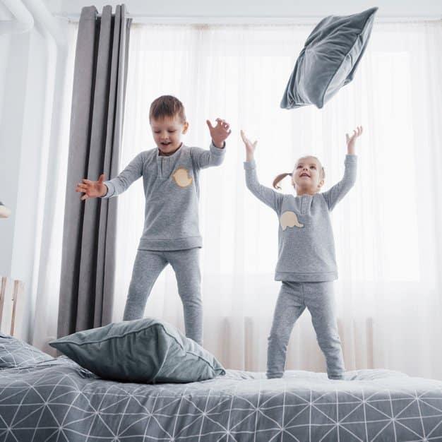 Pyjamas bébé – Texte 2