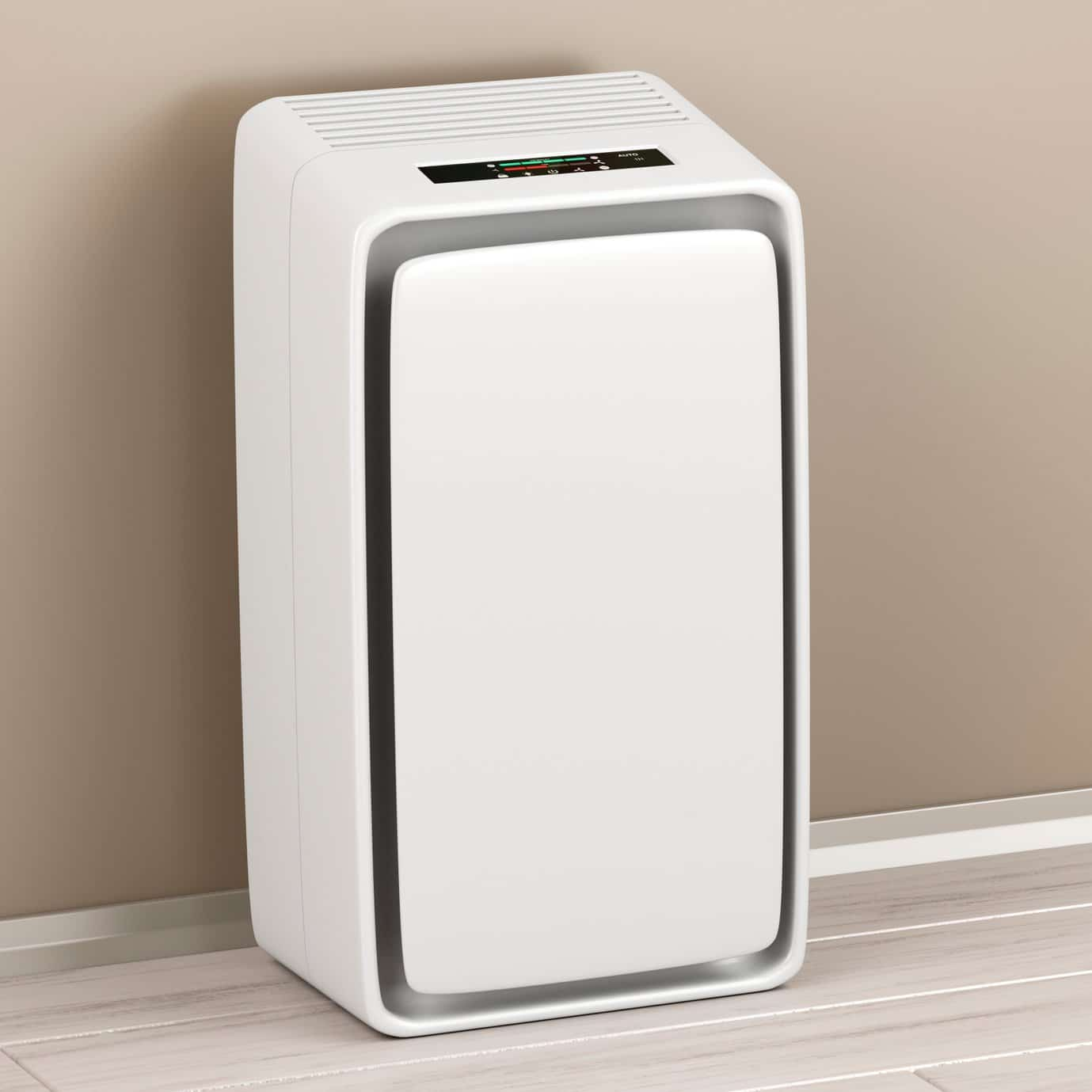 Humidificateur blanc pour la chambre de votre enfant