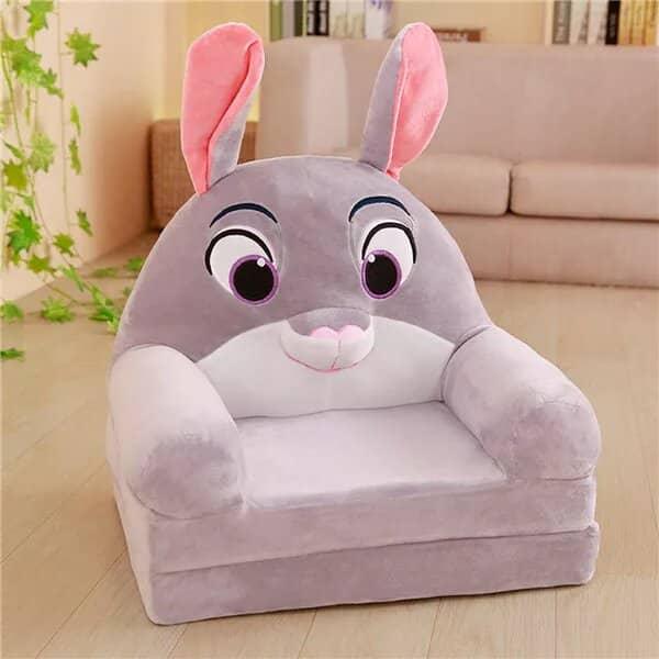 Canap paresseux chaise b b dessin anim couronne pliante jouet en peluche dossier cr atif chaise.jpg