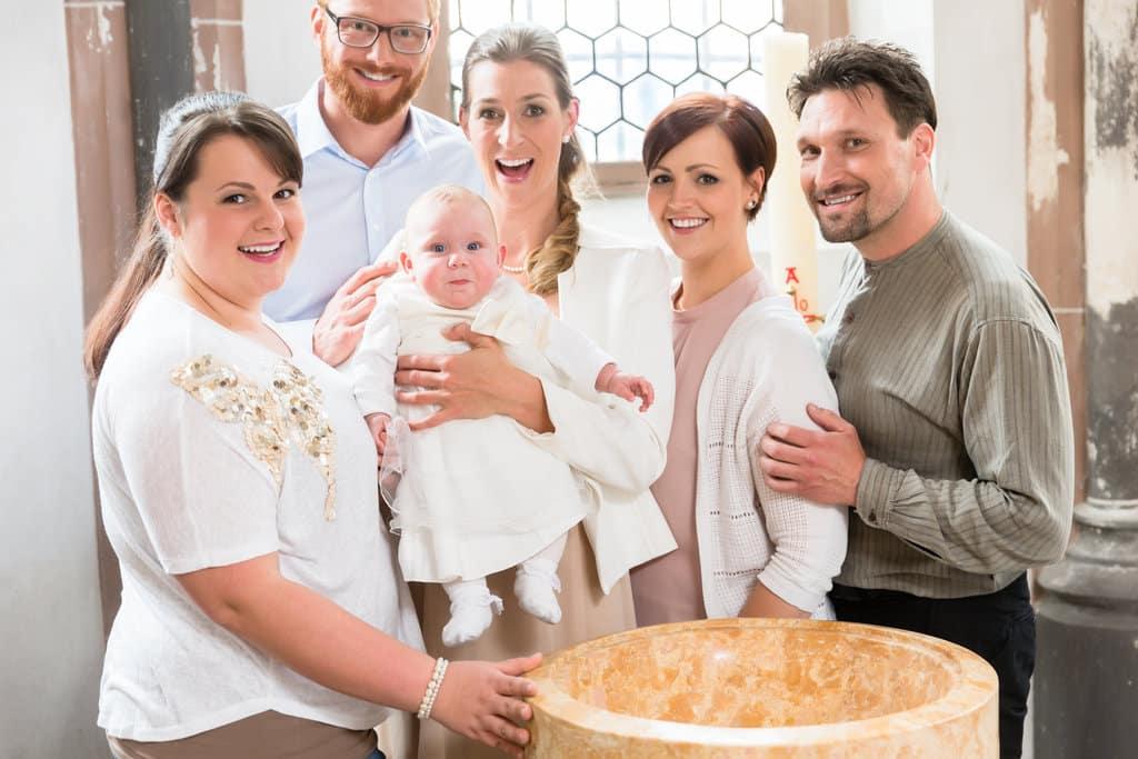 pourquoi faire baptiser son bébé